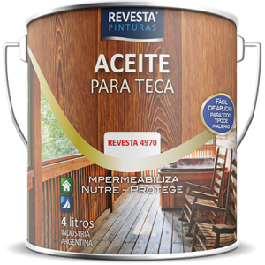 ACEITE DE TECA