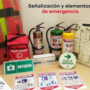 ELEMENTOS DE EMERGENCIA